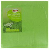 3257983481723 - Cora - Serviettes papier granny