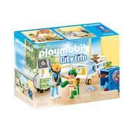4008789701923 - PLAYMOBIL® City Life - Chambre d'hôpital pour enfant