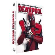 3344428072223 - DVD - Coffret Deadpool 1+2