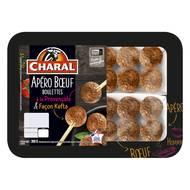 3181238962623 - Charal - Apéro boeuf boulette à la provençale & façon kefta