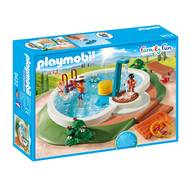 4008789094223 - PLAYMOBIL® Family Fun - Piscine avec douche