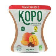 3770006385223 - Kopo - Pépites 100 fruits Bio - Pomme Mangue