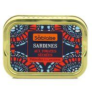 3375160006023 - La Sablaise - Sardines aux tomates séchées