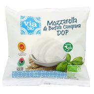 3760099536923 - ViaBio - Mozzarella bio Di Bufala Campana DOP