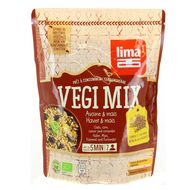 Vegi mix Avoine Mais Cumin bio Lima
