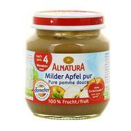 4104420138223 - Alnatura - Petit pot pure pomme douce bio