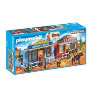 4008789700124 - PLAYMOBIL® Western - Coffret de Far-West transportable