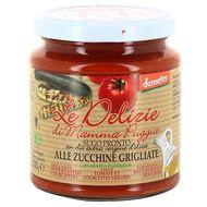 8021115290324 - Le Delizie Di Mamma Puggia - Sauce Tomate et Courgettes Grillées, bio demeter