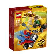 5702016110524 - LEGO® Super Heroes Marvel - 76089- Mighty Micros  Scarlet Spider contre Sandman