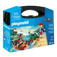 4008789091024 - PLAYMOBIL® Pirates - Valisette Soldat royal et pirate transportable