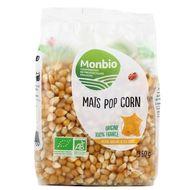 3322693001124 - Monbio - Mais pop corn bio origine France