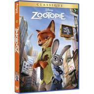 8717418463724 - DVD - Zootopie