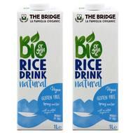 2050000344824 - The Bridge - Boisson au riz, nature, bio