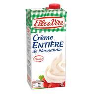 Elle&Vire - Crème Fluide Entière de Normandie