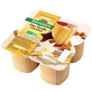 3396410035624 - Bonneterre - Flan vanille caramel bio