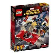 5702015868624 - LEGO® Super Heroes Marvel - 76077- Iron Man  L'attaque de Detroit Steel