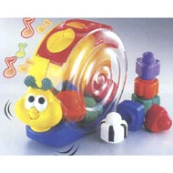 0075380719224 - Fisher-Price - Escargot musical - 71922