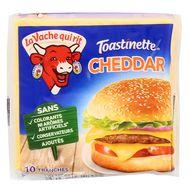 Toastinette La vache qui rit - Fromage pour Hamburger