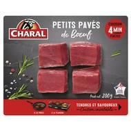 3181238969424 - Charal - 4 Petits pavés de Boeuf