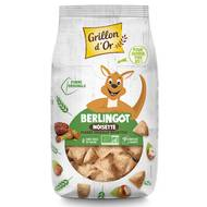 3421557920325 - Grillon Or - Berlingot noisette fourré chocolat noisette