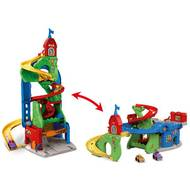 0887961180725 - Fisher-Price - Nouvelle tour des spirales- Little People