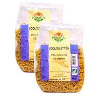 2050000273025 - Priméal - Coquillettes 1/2 complète, bio