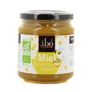 Ibo - Miel de Fleurs bio France