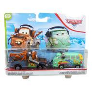 0887961403725 - Cars - Mattel - 2 Véhicules assortis Cars 2- DXV99