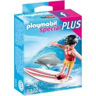 4008789053725 - PLAYMOBIL® Spécial Plus - Surfeuse