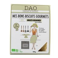 3497900006725 - DAO - Biscuits bio Multi-graines
