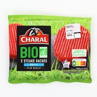 3181232220026 - Charal - Steak haché 5%Mat.gr bio