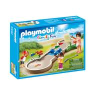 4008789700926 - PLAYMOBIL® Family Fun - Mini-golf
