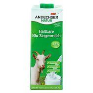 4104060031526 - Andechser Natur - Lait de chèvre bio entier 3,0 % MG