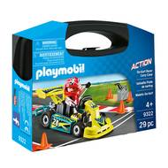 4008789093226 - PLAYMOBIL® Action - Valisette Pilote de karting