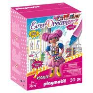 4008789704726 - PLAYMOBIL® EverDreamerZ - Rosalee le monde de la BD