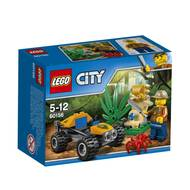5702015866026 - LEGO® City - 60156- Le buggy de la jungle