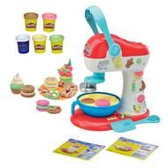 5010993556526 - Play-Doh - Le robot pâtissier- Pâte à modeler