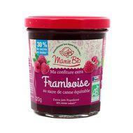 3456300006926 - Mamie Bio - Confiture extra framboise bio, au sucre de canne Equitable