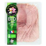 3760187538426 - Frais Devant - Jambon cuit 120g bio