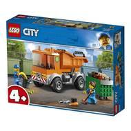 5702016369526 - LEGO® City - 60220- Le camion de poubelle