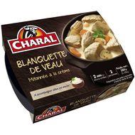 3181238930127 - Charal - Blanquette de Veau à la crème