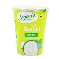 3273220181027 - Sojade - Spécialité bio au soja nature