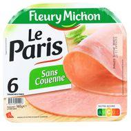 Fleury Michon - Jambon Le Paris, 180g