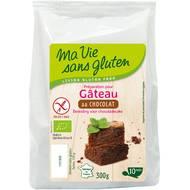 3380380062827 - Ma Vie Sans Gluten - Préparation Gateau au chocolat, sans gluten, Bio