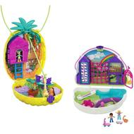 0887961828627 - Polly Pocket - Mattel - Sac surprise Polly Pocket- GKJ63