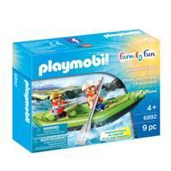 4008789068927 - PLAYMOBIL® Summer Fun - Enfants avec radeau pneumatique