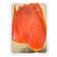 3760218550328 - Côté Sauvage - Saumon Sauvage Alaska fumé en 4 tranches