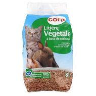 Cora Litière végétale 8l