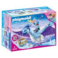4008789094728 - PLAYMOBIL® Magic - Gardienne et Phénix royal