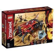 5702016365528 - LEGO® Ninjago - 70675- Le 4x4 katana